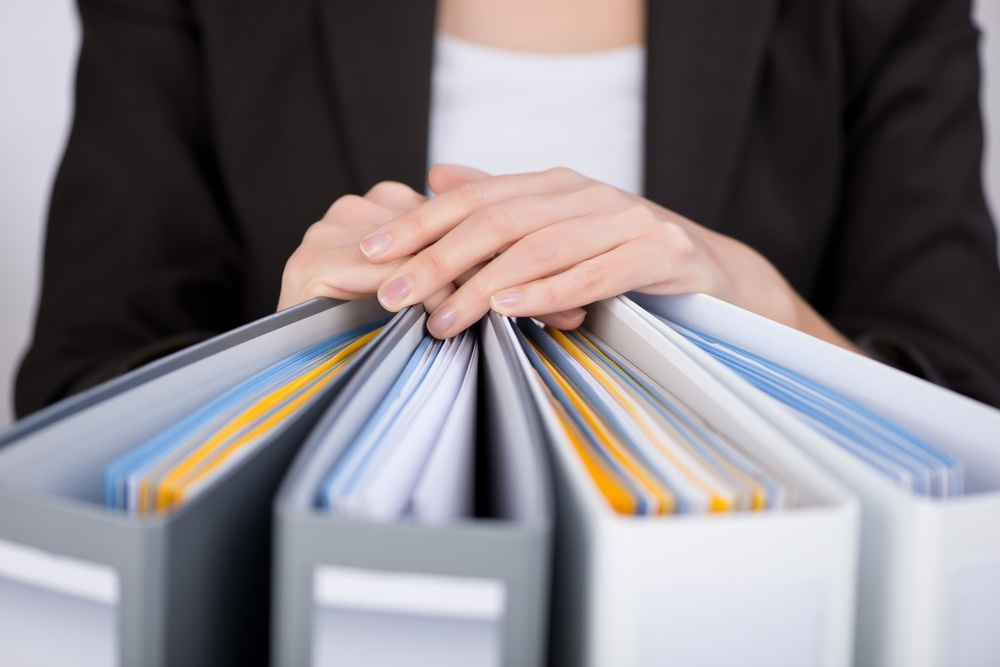 Patent application itself involves countless documentation