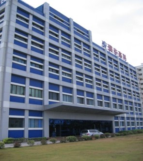 Picture 4 of the building our factory is in in Xiamen