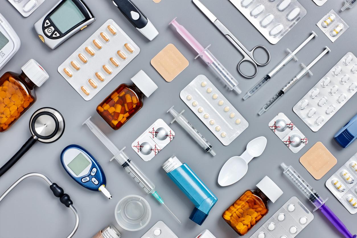 medical equipment supplies